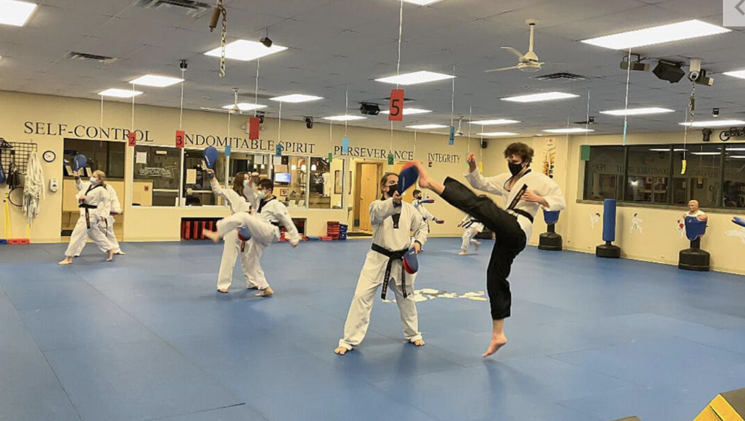 Adirondack Taekwondo: 20 years and still kicking